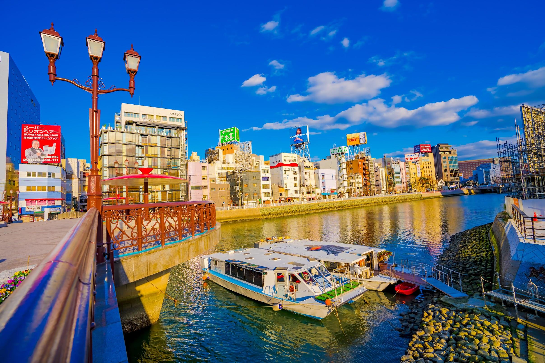福岡 中洲3