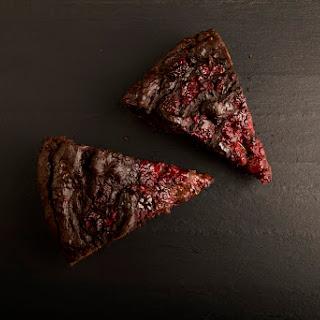 Vegan Chocolate Soy Raspberry Cake Recipe