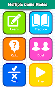 Math Games, Learn Add, Subtract, Multiply & Divide 3