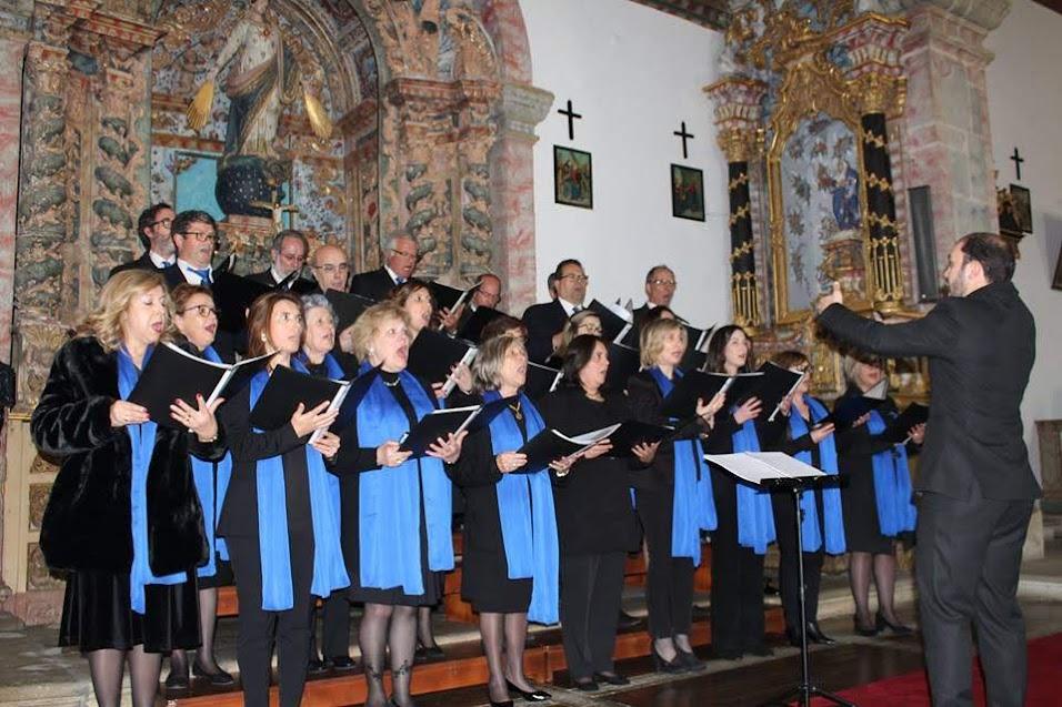 Coro da Misericórdia de Lamego celebrou a Quaresma com atuação na Penajóia