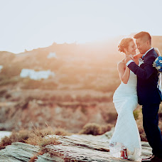 Wedding photographer Nikos Roussis (roussis). Photo of 05.01.2018