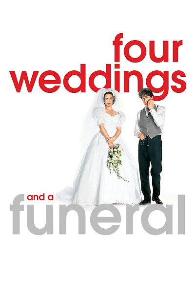 four weddings and a funeral essay However, saving the romantic leads (andie macdowell in four weddings and a funeral, julia roberts in notting hill, laura linney in love actually, and the young songstress in the same), there's not many americans on screen that americans can view without insult.
