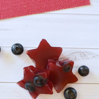 Fruity Gelatin Snack