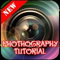 Photography Tutorial Dslr Camera icon