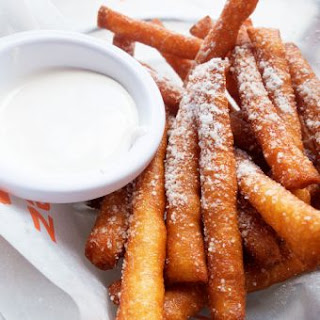 Funnel Cake Fries.