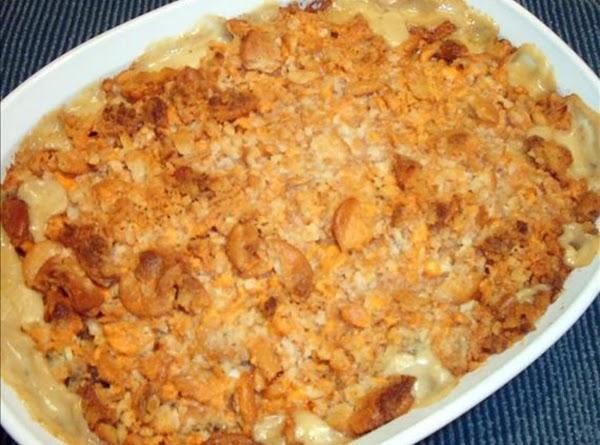 Creamy Country Chicken Casserole Recipe