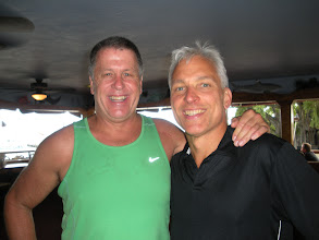 Photo: My Friend Dave Orlowski is one of the original 12 Ironman Finishers from 1978...a true legend of the sport!