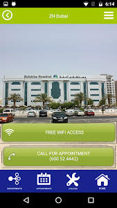Zulekha Hospitals screenshot 6