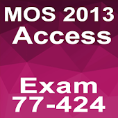 Access 2013 MOS Tutorial Video