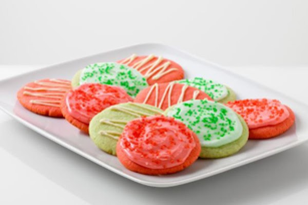Festive Fruity Cookies Recipe