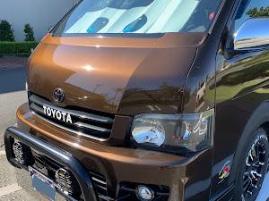 ハイエースワゴン TRH214Wのカスタム事例画像 德ちゃん(チームローガン九州)さんの2020年10月25日09:06の投稿