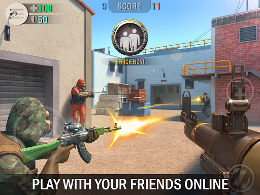 Crime Revolt - 3D Online Shooter 1.79 screenshots 8