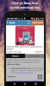 IndiaFreeStuff Deals Coupons screenshot 4