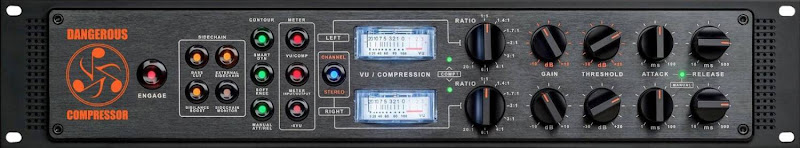 Dangerous Music Compressor - nu op stock