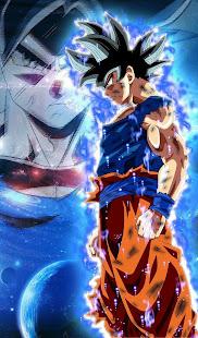 Goku Hd Wallpaper Ultra Instinct Goku Apps On Google Play