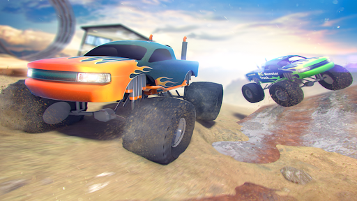 RC Monster Truck Simulator  screenshots 22