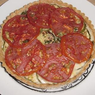 Dill Zucchini Pie