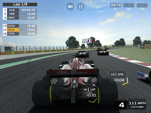 F1 Mobile Racing 2.2.2 Mod Screenshots 10