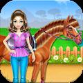Horse Makeup And Racing