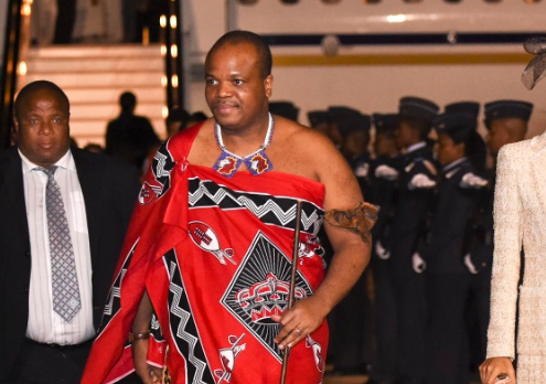 swaziland celebrates independence by becoming eswatini