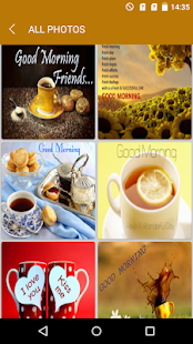 Lovely Good Morning Pictures - náhled