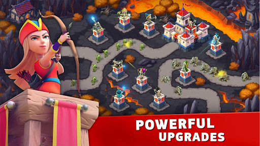 Toy Defense Fantasy u2014 Tower Defense Game 2.8 screenshots 2