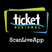 Ticket Regional ScanLiveApp