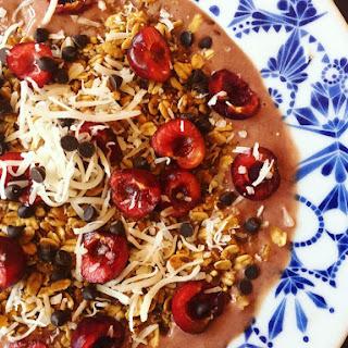 Cashew Cake Batter Fruit Dip {Vegan + Gluten Free} Recipe