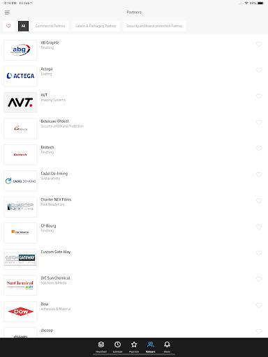 HP Indigo VIP Event 2020 Screenshots 7