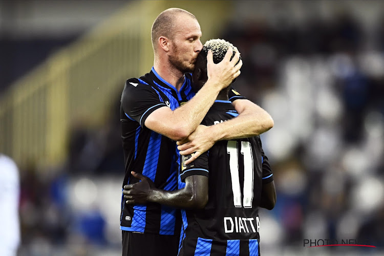 Officiel: Michael Krmencik quitte le Club de Bruges en prêt