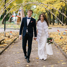 Wedding photographer Anastasiya Kit (whale). Photo of 01.10.2016