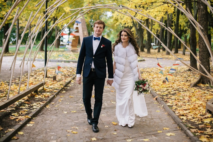 Wedding photographer Anastasiya Kit (whale). Photo of 01.10.2016