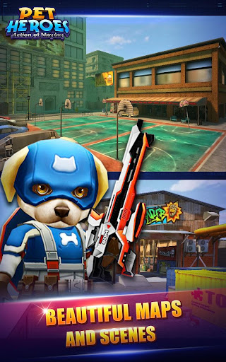 Action of Mayday: Pet Heroes for PC