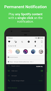 Sign for Spotify - Spotify Widgets and Shortcuts - náhled