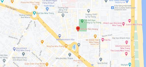Địa chỉ Văn phòng nhà xe Trà Lan Viên tại Nha Trang