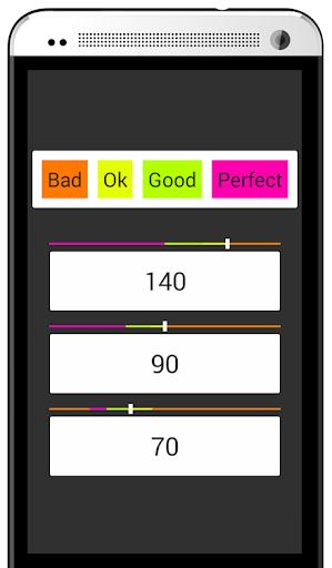 Blood Pressure Analyze screenshot 3
