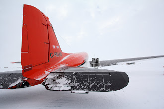 Photo: Basler BT-67, our take-out plane