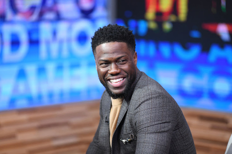 "Actor Kevin Hart said that working on ""The Upside"" was a great challenge."