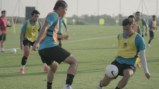 Hasil Timnas Indonesia vs Afghanistan - Babak Pertama, Skuad Garuda Tertinggal - Bolasport.com