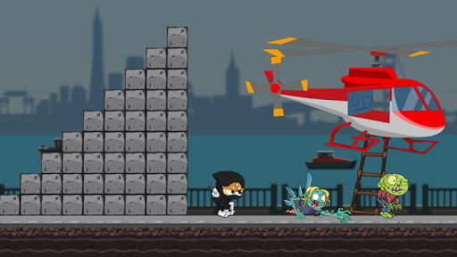 免費下載冒險APP|Ninja vs. Zombies app開箱文|APP開箱王