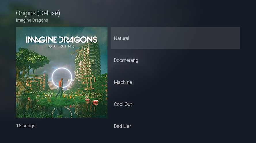 Download Amazon Music for NVIDIA SHIELD APK latest version app by