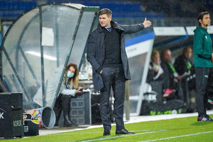 """Fin de rencontre très tendue à Ibrox sur fond d'insulte à caractère raciste, Steven Gerrard """"en colère et bouleversé"""""""