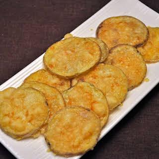 Garlic Parmesan Potato Chips.