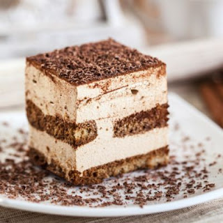 Grandma's Gingerbread Tiramisu For Christmas