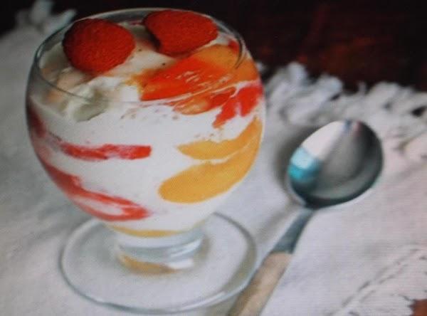 Raspberry Peach Parfet Recipe