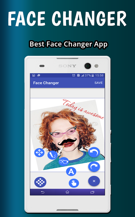 Face Changer- screenshot