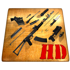 Weapon stripping HD for PC and MAC