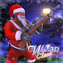 Winter Clash 3D - Christmas Shooter icon