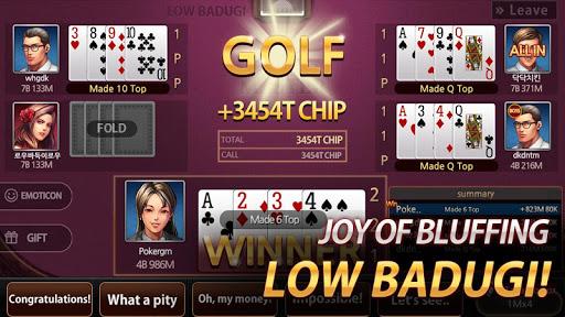Poker Master - 7poker, High-Low, One Eyed Jack 1.8.5 screenshots 3