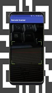 QR Code Scan - náhled